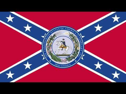 The Confederate States of America - Dixie