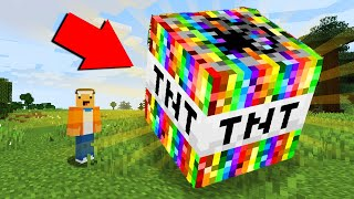 I Created The Most POWERFUL TNT In Minecraft EVER...