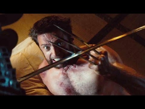 The Wolverine International Trailer - Hugh Jackman