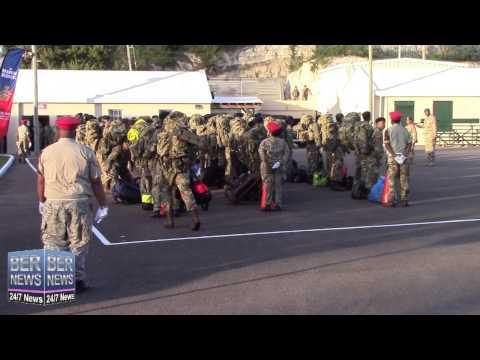 Regiment Recruit Camp Gets Underway, January 11 2015