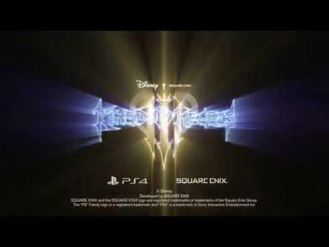 New Kingdom Hearts 3 Trailer Leaked