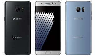 NEW Samsung Galaxy Note 7 LEAKED Pictures & Specs!!