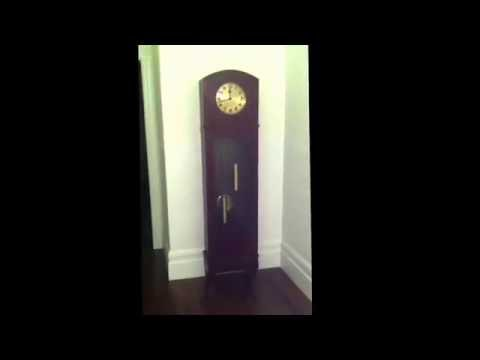 Kieninger Art Deco Grandfather Clock