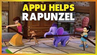 Appu Helps Rapunzel (4K)