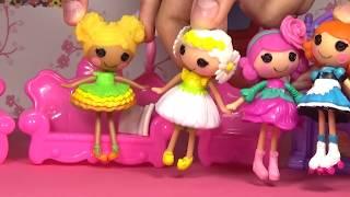 Видео Куклы КОМАНДИР Мультики Лалалупси Мультики для детей Lalaloopsy