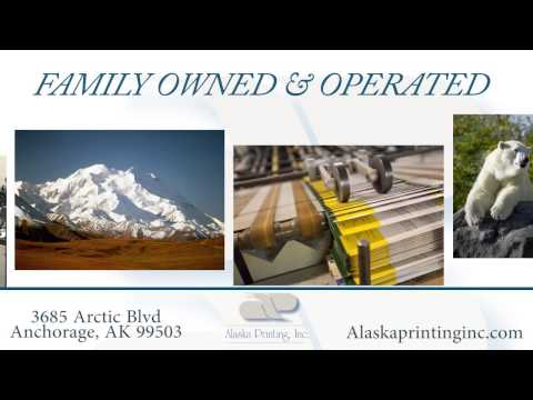 Alaska Printing - Anchorage, AK