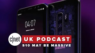 Taylor's swift new deal and six cameras on Samsung's next Galaxy in CNET UK podcast 548