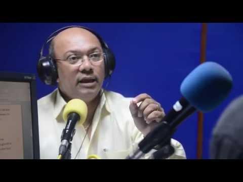 Étienne Sinatambou on Radio Plus