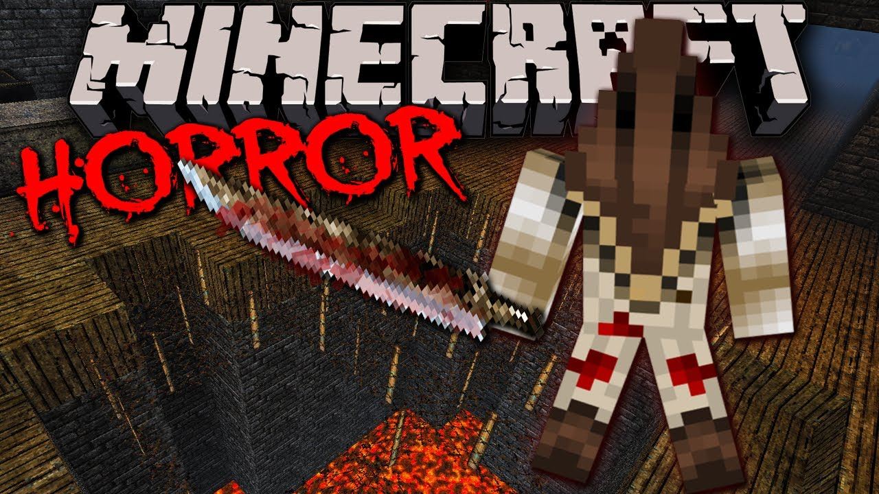 Minecraft The Hospital Scary Silent Hill Horror Adventure Map - Horror maps fur minecraft