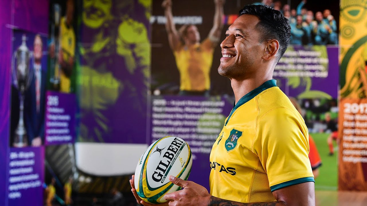 Samoa Test important for growth of the game: Folau
