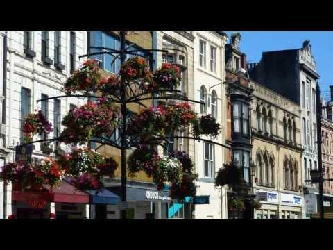 Great Britain. Salisbury, Wales, Abergavenny Cardiff, Golgellau, Porthmadog. My Travels Neil Walker