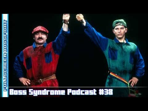 Boss Syndrome Podcast #38 - Building a better video game movie..