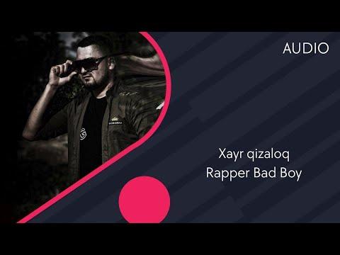 Rapper Bad Boy - Xayr qizaloq | Рэпер Бэд Бой - Хайр кизалок (music version) #UydaQoling
