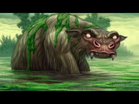Top 10 Australian Mythological creatures