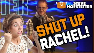 Heckler Thinks It's Her Show - Steve Hofstetter