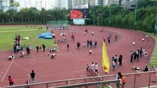 Hpccss開平中學校運會 2016 男甲400米決賽