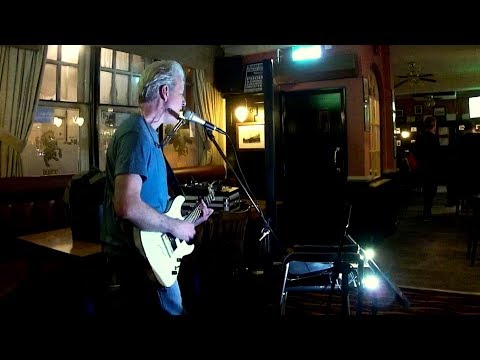 Golden Horse Northampton Paul Strummer I Worry Live Original Song March 2018