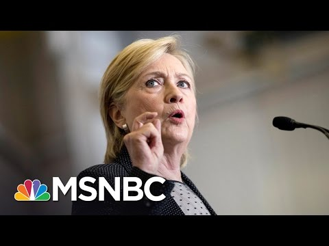 Trade Concerns Unite Workers Of Both Parties | Rachel Maddow | MSNBC