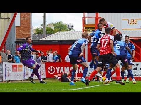 Cheltenham Wycombe Goals And Highlights