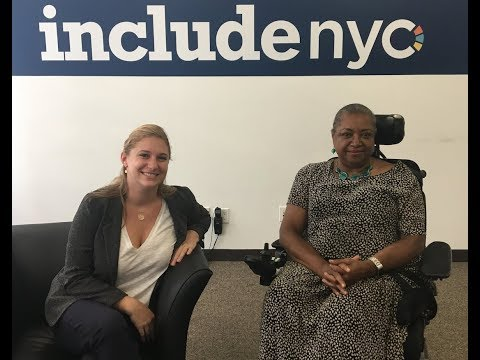 INCLUDEnyc LIVE: From School to Work