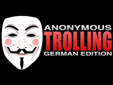 ANONYMOUS HACKER TROLLING EPISODE 1 | GTA5 (german/deutsch)
