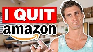 Why I Quit Working On Amazon FBA