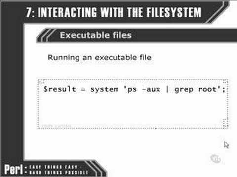 how to make an executable file
