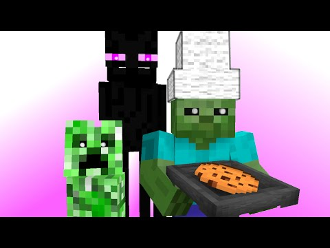 Monster School: Kids Mobs - Baking (Minecraft Animation): Monster School: Kids Mobs - Baking (Minecraft Animation) Inspired by : Willcraft .Animations Please Like, Share, Subscribe! ► Get Cheap Games! : https://www.g2a.com/r/mp1 ► Subscribe and join Team MP! : http://8bn.yt/MCPSubs ► Follow me on Google+: http://8bn.yt/GPlusMCP ► Like my page on Facebook: http://8bn.yt/FBMCP ► Follow me on Twitter: http://8bn.yt/TwtrMCP ---------------------------------------------------------------------------------------------- Vielen Dank an Panzerknacker21! :) Vielen Dank an Logischer Dominik! :) Vielen Dank an Flashharm! :) ----------------------------------------------------------------------------------------------  ► Support my videos on Patreon:  http://8bn.yt/1pS9rQB  ----------------------------------------------------------------------------------------------  ► Music: Kevin McLeod:    http://incompetech.com/music/royalty-free/  ► Sounds: http://freesound.org              Minecraft Sounds  ----------------------------------------------------------------------------------------------  I hope you enjoy and have a nice life! :)  -~-~~-~~~-~~-~- Please watch:
