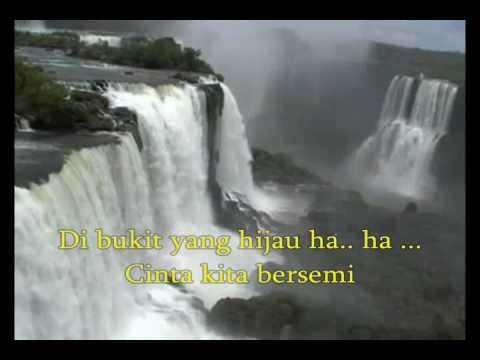 JAYANTI MANDASARI ~ DI PUNCAK HIJAU { FULL SONG WITH LYRICS }