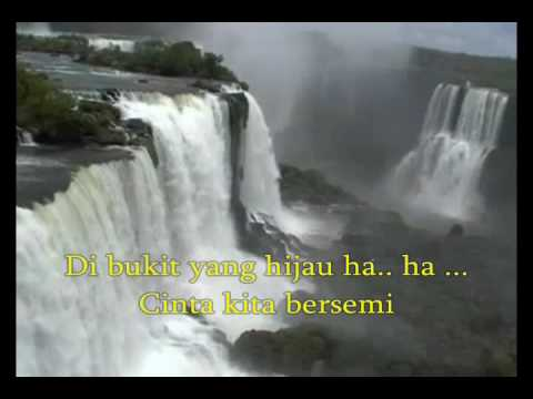 JAYANTI MANDASARI ~ DI PUNCAK HIJAU { FULL SONG WITH LYRICS }