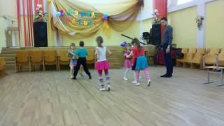 Движения Вальса для начинающих Танцуют дети