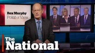 The First Debate | Rex Murphy