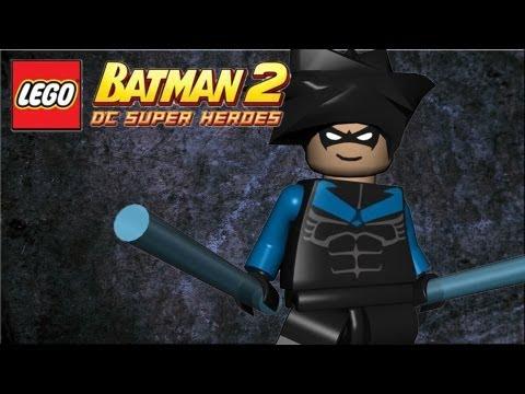 LEGO Batman 2 : DC Superheroes DLC HERO PACK - Nightwing