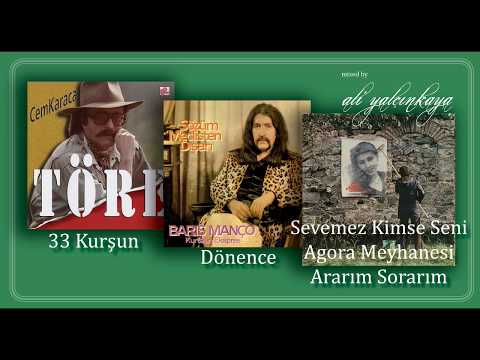 Cem Karaca, Baris Manco, Nilüfer - 33 Donence '79 (mixed by ali yalcinkaya)