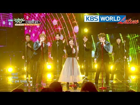HOONIYONGI(후니용이) - Reason of my life(너때문에 살아 ) [Music Bank / 2019.01.18] - 동영상