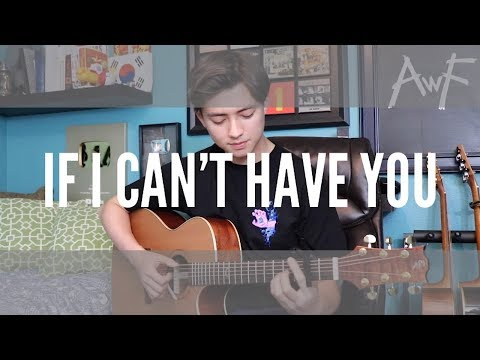 If I Can't Have You - Shawn Mendes - Cover (fingerstyle Guitar)  Andrew Foy