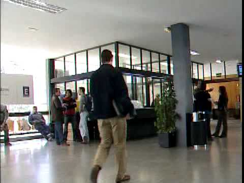 Escuela universitaria de arquitectura tecnica de sevilla youtube - Arquitectura tecnica sevilla ...