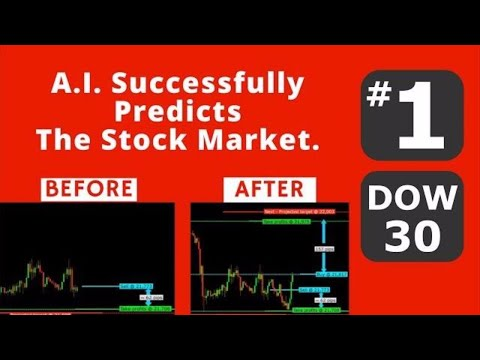 Artificial Intelligence Trading - Dow Jones 30 - Sept 8, 2017 - #1