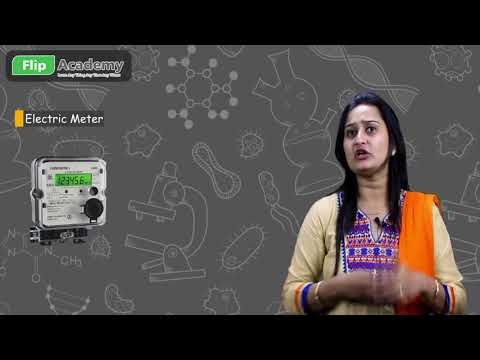 Electricity 12: Domestic Electric Circuit ( in Hindi )