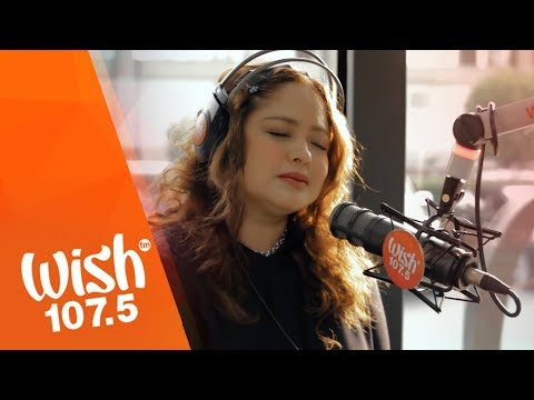 "Manilyn Reynes performs ""Malay Mo Maging Tayo"" LIVE on Wish 107.5 Bus"