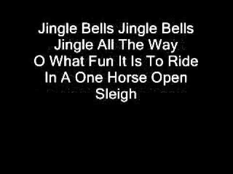 jingle bells instrumental lyrics 2013