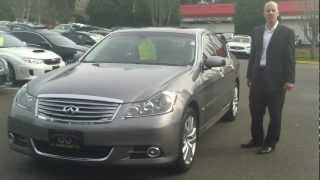 2010 Infiniti M35X review - In 3 minutes you'll be an expert on the 2010 M35X