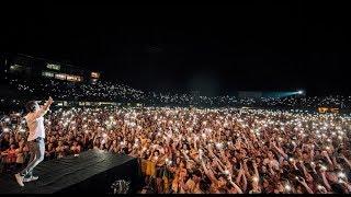 Вакарчук у Полтаві співав разом з фанатами (відео)