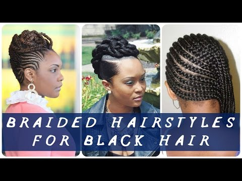 35 Best braided hairstyles for black hair