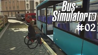 BS 16 #02 Rollstuhlfahrern behilflich sein ☆ Let