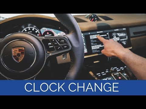 how-to-change-the-clock-in-your-porsche