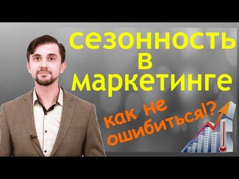 СЕЗОННОСТЬ спроса 🤓 в бизнесе 📌 СТАТИСТИКА поисковых ЗАПРОСОВ Яндекс ДИРЕКТ, Google, Youtube ❎