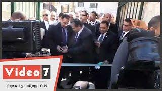 بالفيديو .. وزيرا البيئة والإسكان يفتتحان المركز الثقافى البيئى بالشيخ زايد