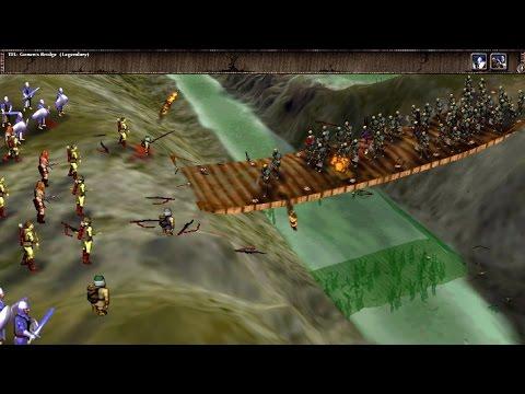 Myth 2 - Soulblighter 6 - Gonen´s Bridge / Legendary 151 Kills No Casualties