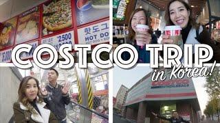 COSTCO IN KOREA!!! | JOANDAY #13